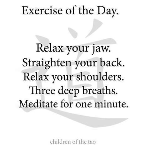 The best way to start a Saturday morning, or you could come to our 7am Pilates Mat class :)