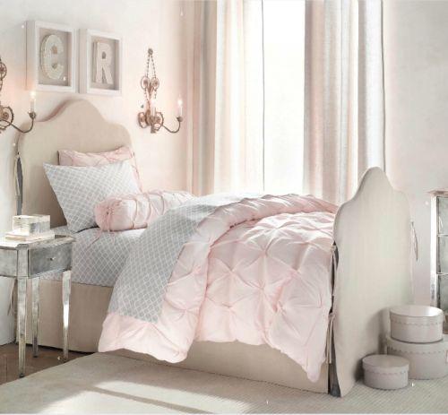lovely and serene: Ideas, Restoration Hardware, Bedrooms Design, Girls Bedrooms, Little Girls Rooms, Pink, Baby, Kids Rooms, Girl Rooms