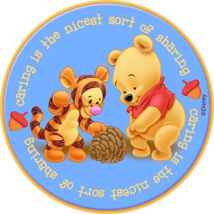 Printed Tufted - Vasilas Home. Baby Pooh