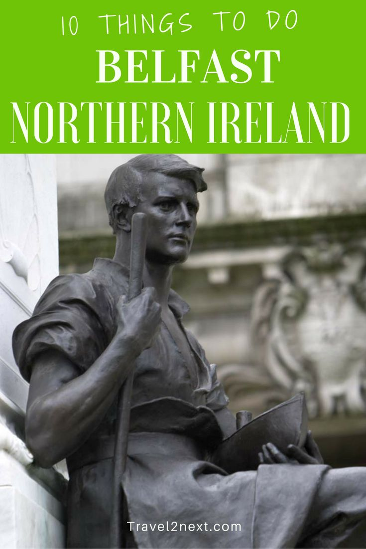 Visit Belfast - 10 things to do. Want to visit Belfast? Here are 10 classic things to see and do.