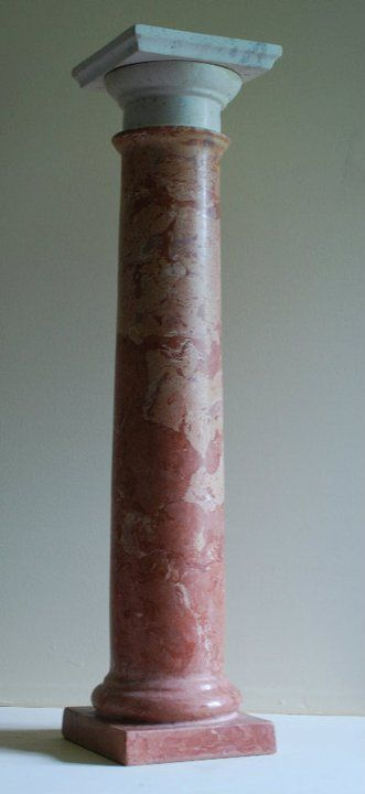 Mała dorycka kolumna - postument