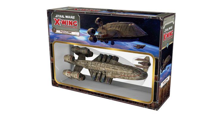 Comprar Star Wars X-Wing el juego de miniaturas editado en castellano por Fantasy Flight Games al mejor precio online en EGD Games