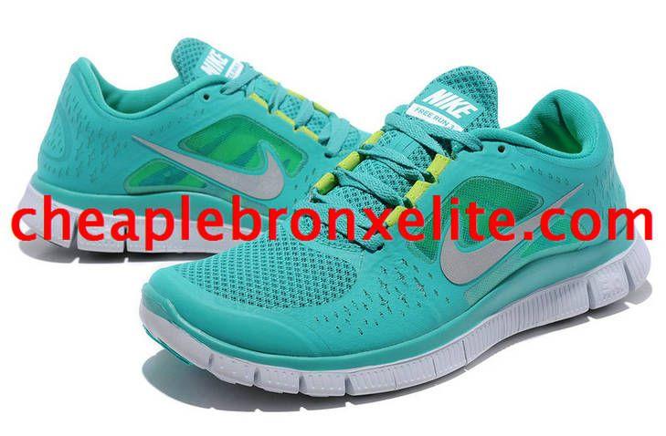 New Green Nike Free Run 3 Mens 510642 300