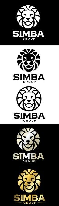 """Create a """"lion-esque"""" logo for a real estate investment firm! by SorinBV"""