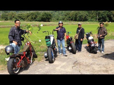 Bobber Chopper Motorcycle Rider