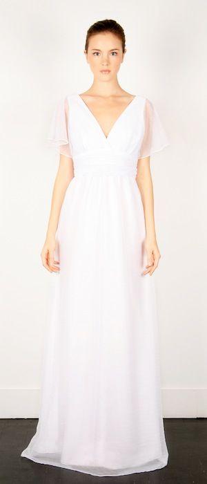 Machen wir uns nichts vor – ich werde wahrscheinlich mein Hochzeitskleid anziehen, …   – Hallowedding