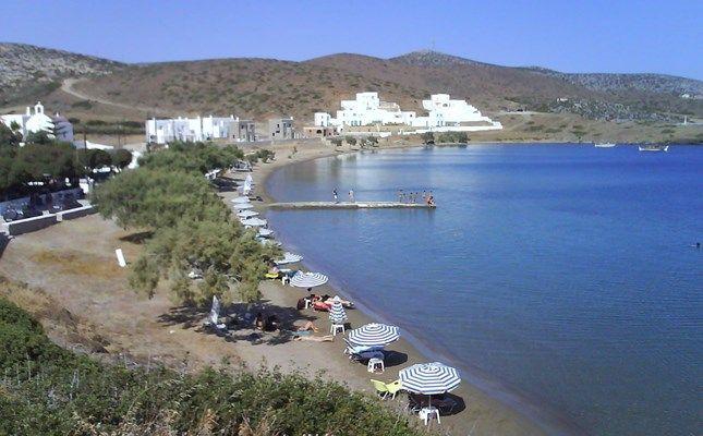 Η παραλία του Σχοινώντα στην περιοχή της Ανάληψης! http://diakopes.in.gr/trip-ideas/article/?aid=209772 #travel #greece #island #astypalaia