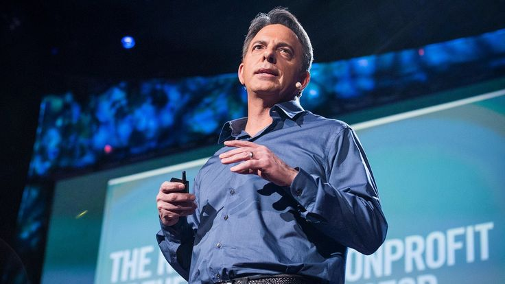 """""""Dan Pallotta: The way we think about charity is dead wrong""""//this is a MUST watch if you have ever been involved with or support charities/NGOs"""