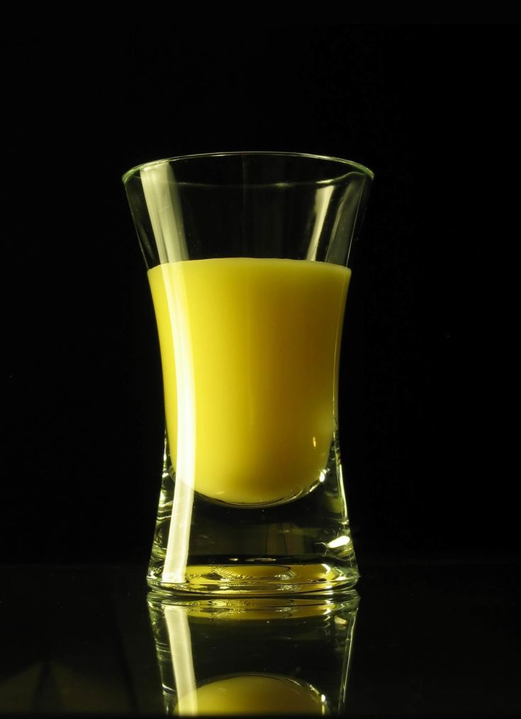 Medový vajcový likér II.