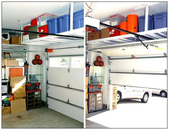 garage organization ideas | Garage Organizing Ideas | Home storage ideas