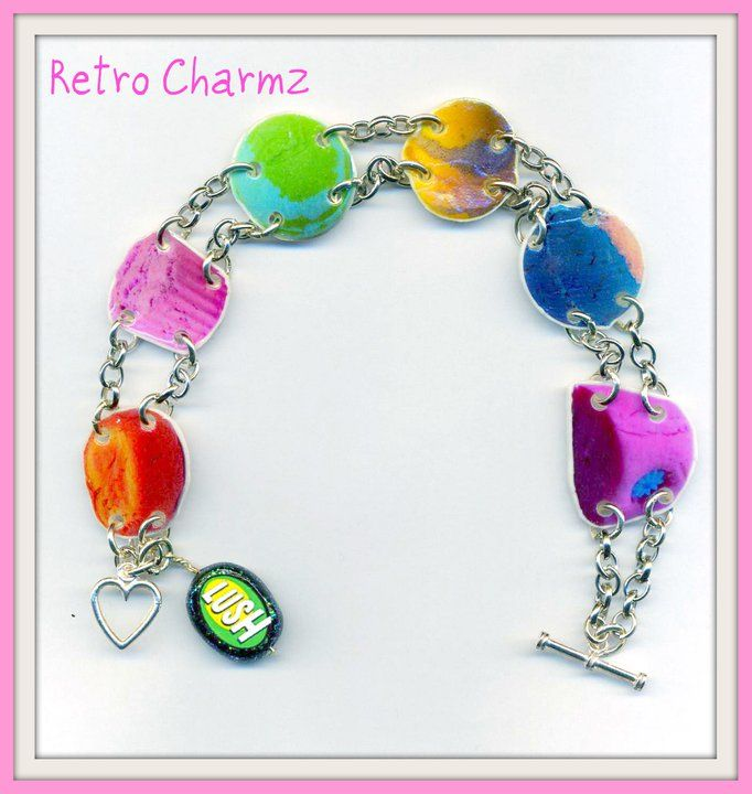 Bracelet De Charme - Fadedchamomile Par Vida Vida U3JUot