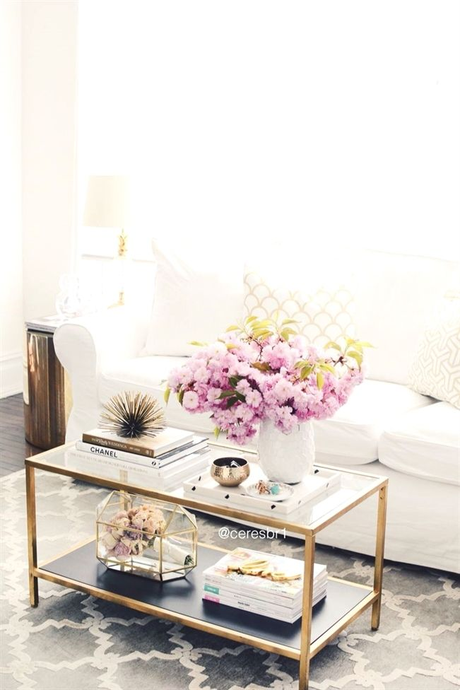 Home Decor & Interior Design Blogs | The Ping Dream | Table Decor Living Room, Coffee Table, Living Room Coffee Table