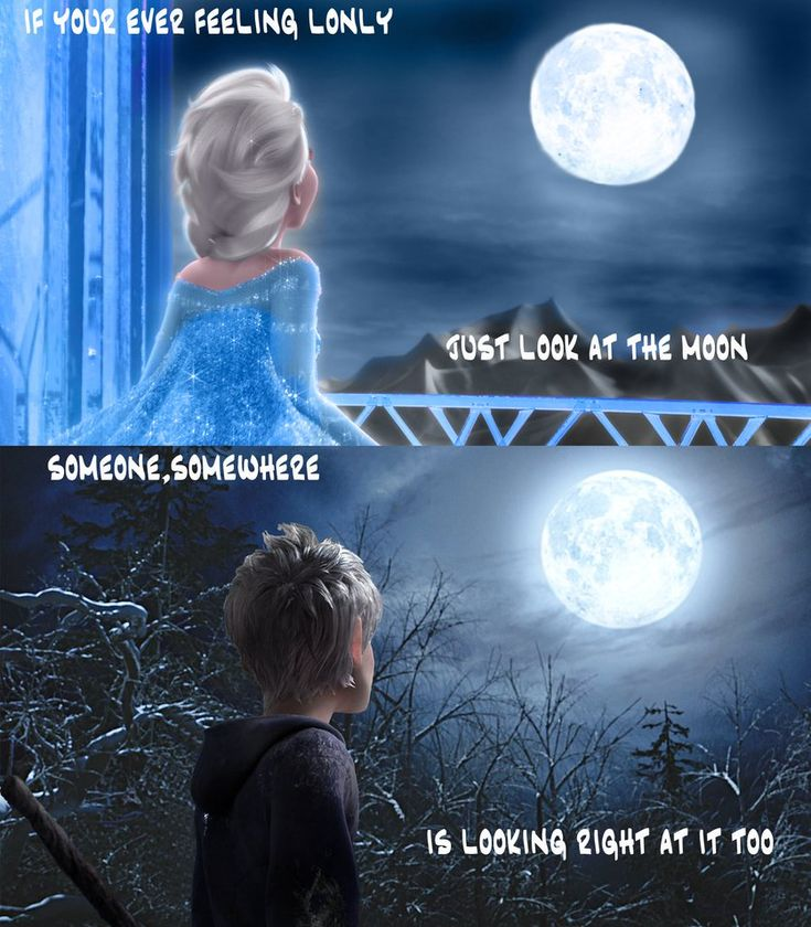 While The Frost family was separated. Frost family: Rapunzel Frost, Jack Frost, and Elsa Frost
