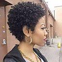aller beste korte naturlige krøllete frisyrer Fuel menneskelig hår parykker for svarte kvinner 2017