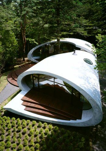 The Shell House  Kotaro Ide, The Japanese Ecologist...