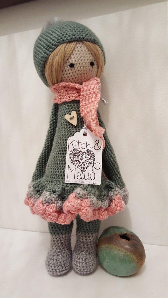 Custom-made Ballerina Lalylala Doll by KitchAndMaud on Etsy