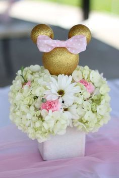 Minnie Mouse Birthday Party Ideas | Photo 1 of 15