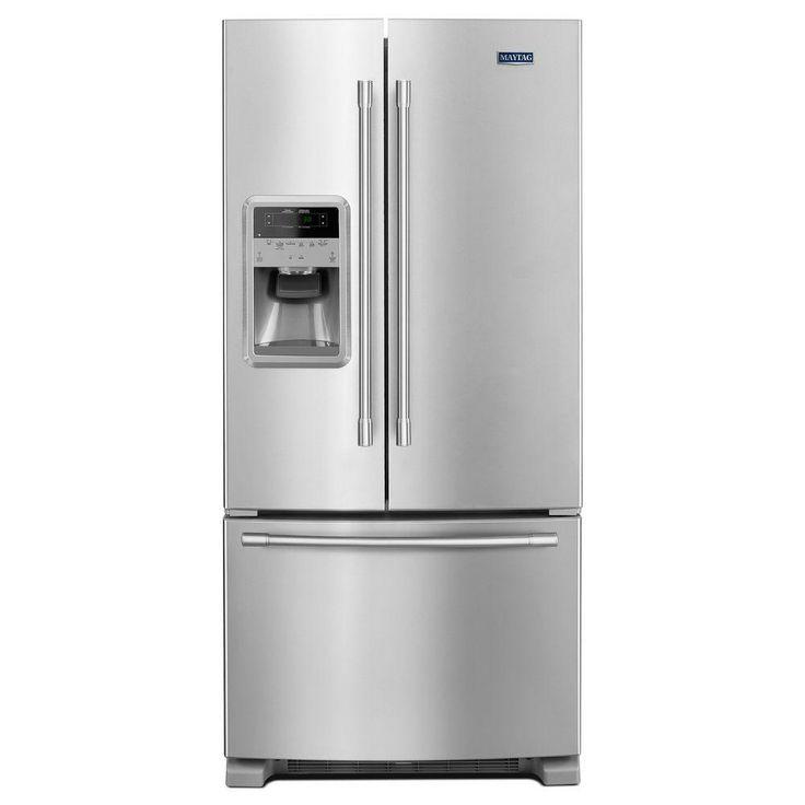 Refrigerator Double Door Size