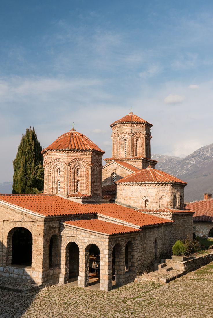 St Naum Monastery, Macedonia http://www.kensingtontours.com/