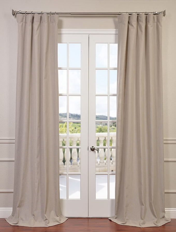 Drapes That Pair Well With Revere Pewter House Plans