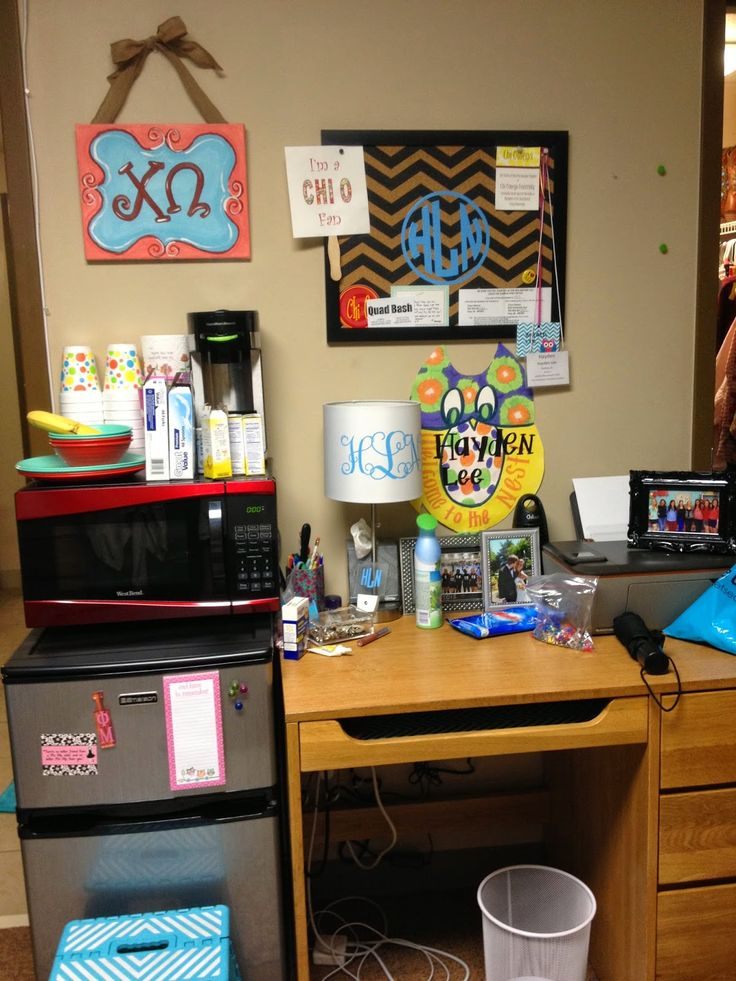 college dorm kitchen