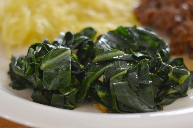 How to Cook Collard Greens Without Meat