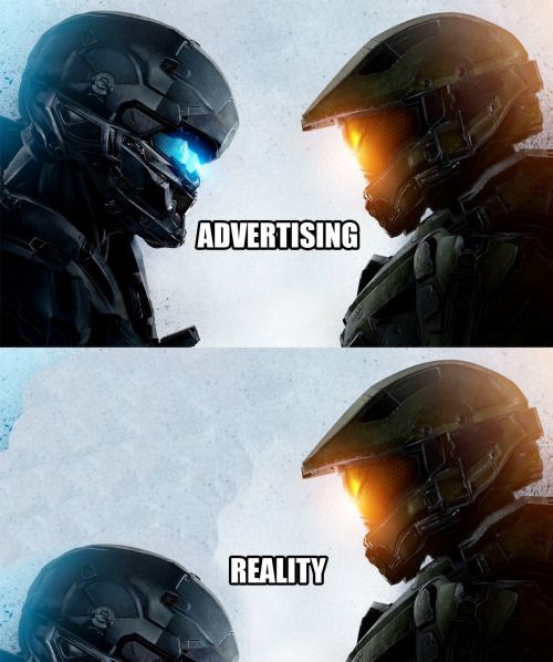 Pictures gifs about the funny gaming world halo - Master chief in halo reach ...