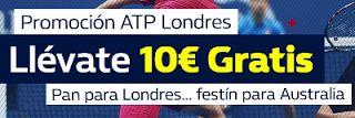 el forero jrvm y todos los bonos de deportes: William Hill promocion Final del ATP de Londres