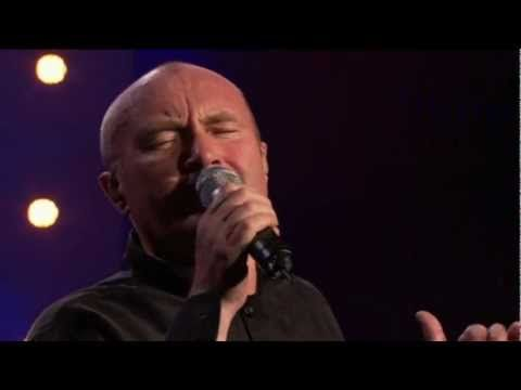 Phil Collins - Against All Odds (Live at Montreux 2004).  Beautiful song by a supreme artist.