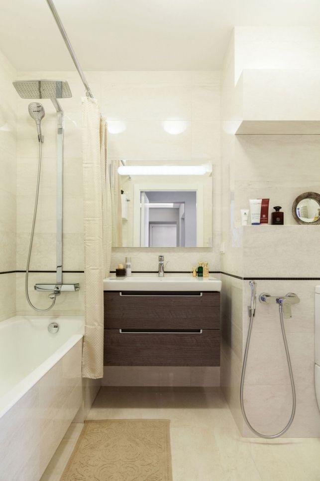 Un apartament de 3 camere modern si functional pentru o familie cu 2 ...