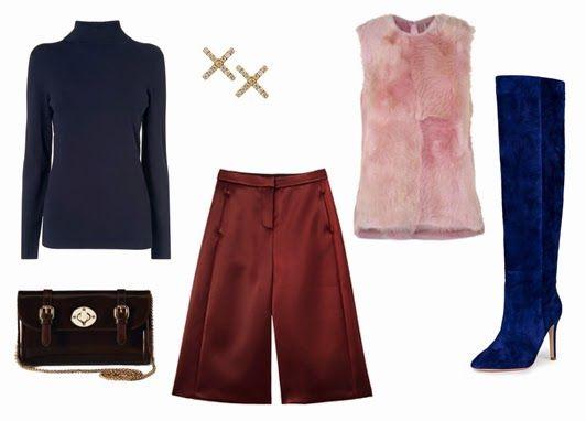 Trend Alert: 4 τρόποι για να φορέσετε τις culottes, σύμφωνα με το σωματότυπού σας - MyFashionLand.com