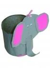 knutselen olifant - Knutselen voor kinderen | knutselen-voor-kinderen.com