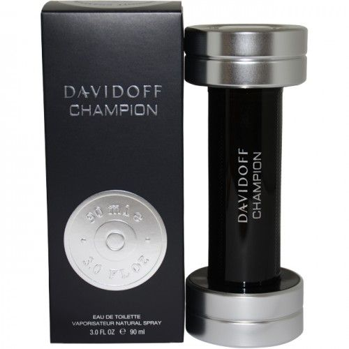 Design House: Davidoff Year Introduced:2010Fragrance Notes:lemon and bergamot, spicy heart notes of clary sage and galbanum, and base notes of cedarwood and oak moss Introduced by the Davidoff design house in 2010, Davidoff Champion is an appealing men's fragrance ideal for casual use. Feel invigorated and refreshed with citrus top notes of lemon and bergamot, spicy heart notes of clary sage and galbanum, and base notes of cedarwood and oak moss. This fresh, sporty cologne blend handily…
