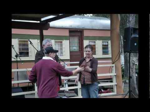 ALBION PARK OUTDOOR CAMP KITCHEN CHALLENGE MAY 2011