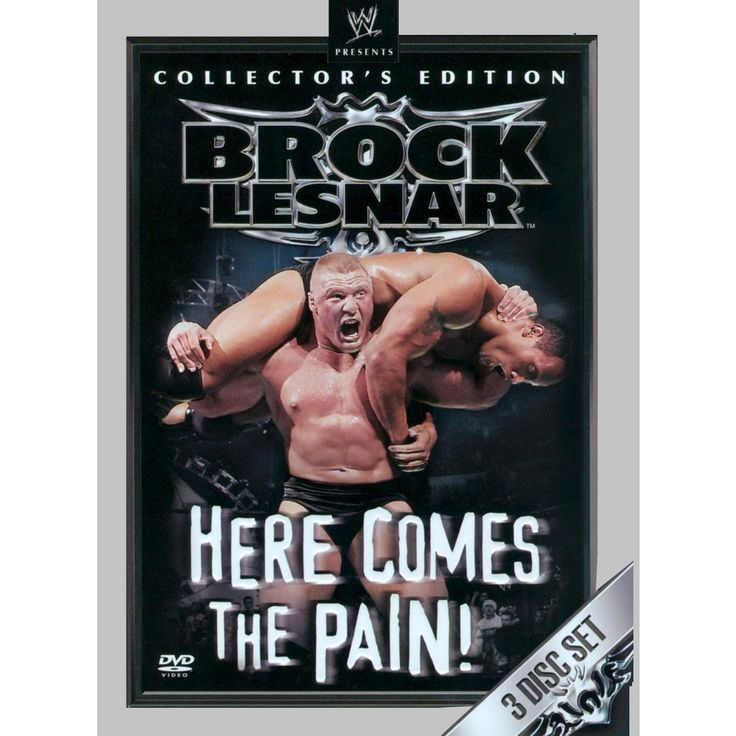 Wwe: Brock Lesnar - Here Comes the Pain