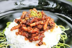 the WINNING octopus recipe..Hot and spicy octopus recipe sour sweet octopus recipe