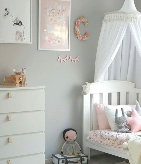 find this pin and more on habitaciones bebe nia by decoracionbebe - Habitacion Bebe Nia
