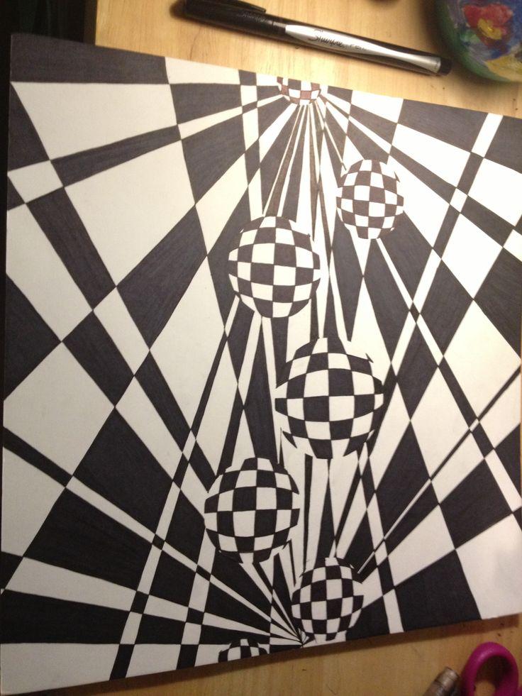 Sharpie art project