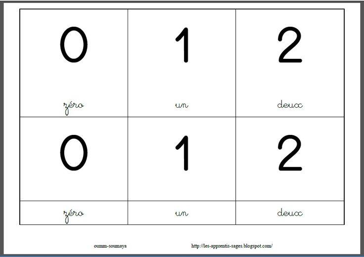 Apprendre à écrire les nombres en lettres