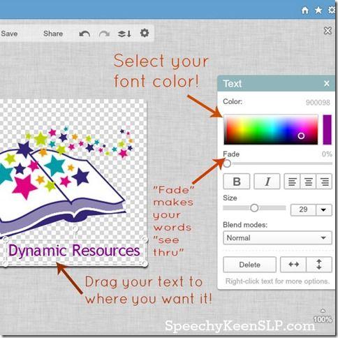 SpeechyKeen SLP » Pinterest Tip: Watermarking Images