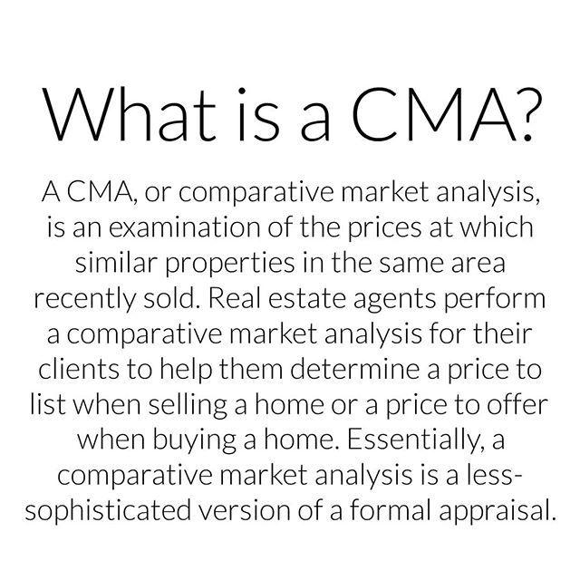 25+ beste ideeën over House appraisal op Pinterest - competitive market analysis