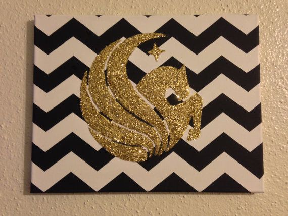 best ucf campus life images black gold collegiate decorative canvas by customizedcanvasart on 20 00
