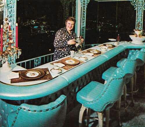 Liberace Bar At His House RichampFamous Mansions In 2018