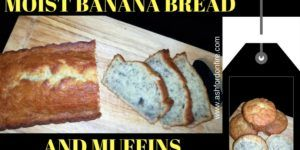 South African Recipes | Banana Bread and Muffins | Moist!