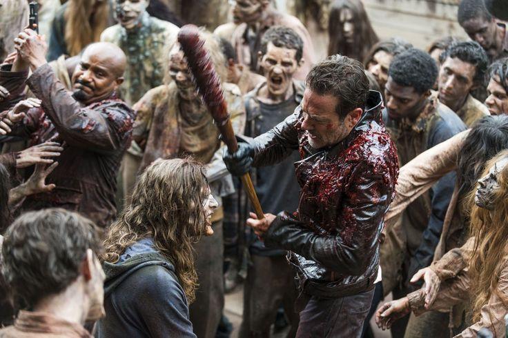 The Walking Dead Villain Watch season 8 episode 5: The Big Scary U