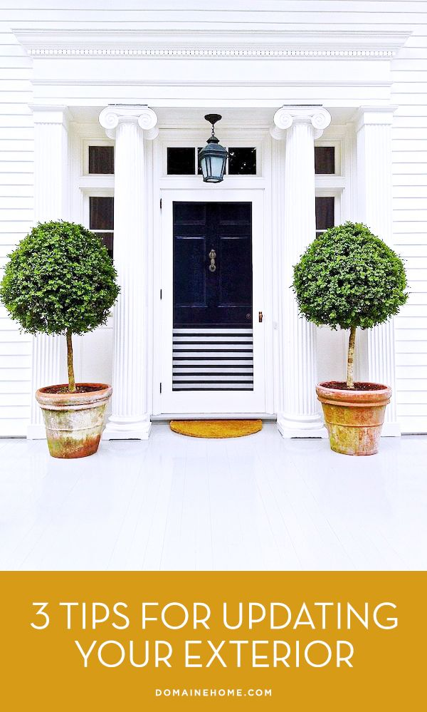 The Secrets to Upping Your Curb Appeal