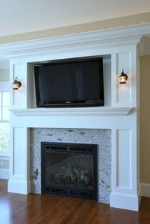 The 51 best images about Fireplace Makeover Ideas on Pinterest