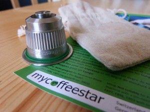Wiederverwendbare Kaffeekapsel für Nespresso Maschinen