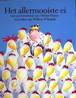 Helme Heine - Het allermooiste ei