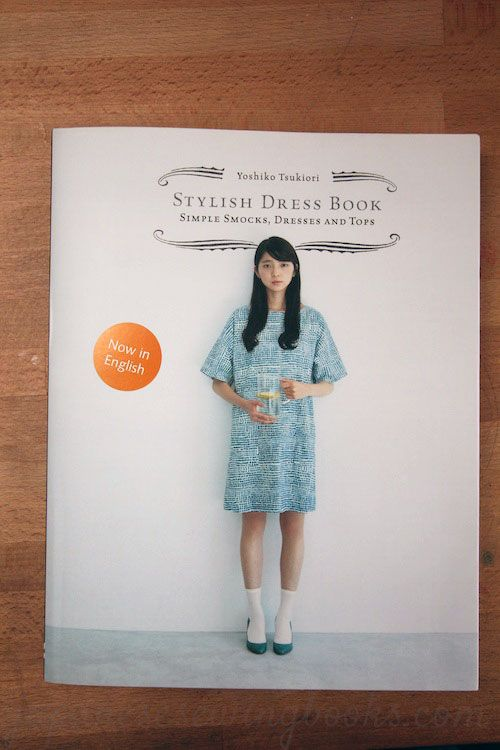 japanese craft book (in english) - stylish dress book : simple smocks, dresses & tops